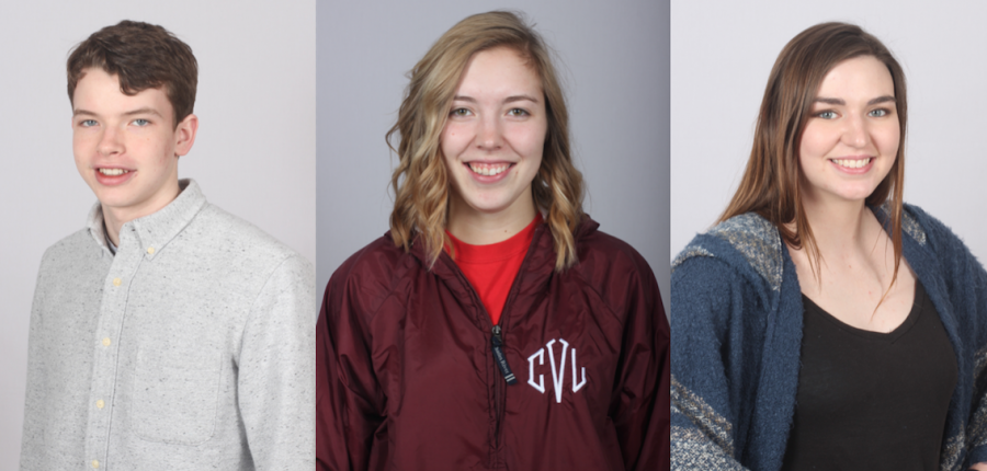 Senior profiles: theater seniors