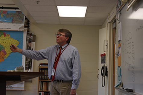 Teacher profile: Mr. Harig