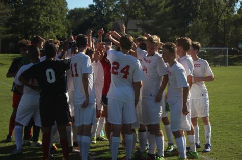 Photo Gallery: JV boys' soccer versus Northwest High School