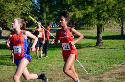 Photo gallery: girls' cross country conference meet