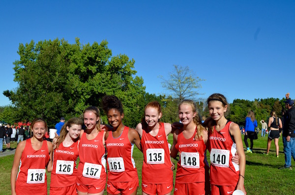 Varsity+girls+won+the+suburban+12+division+of+their+conference+meet.