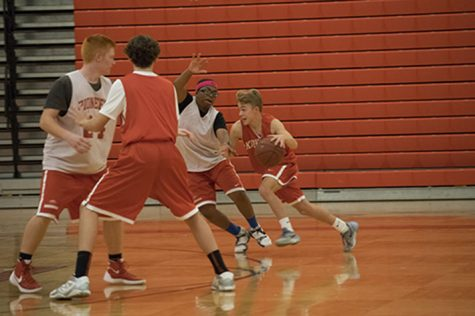 Photo gallery: freshman boys' basketball