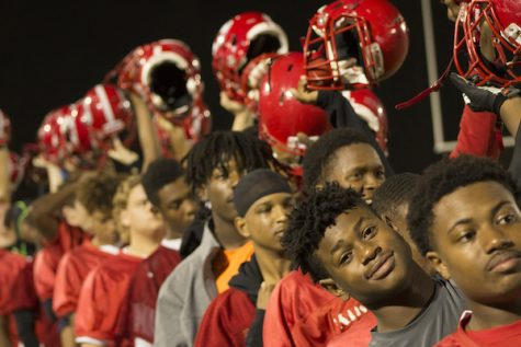 Photo gallery: varsity football practice