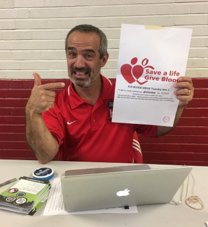 KYS November blood drive