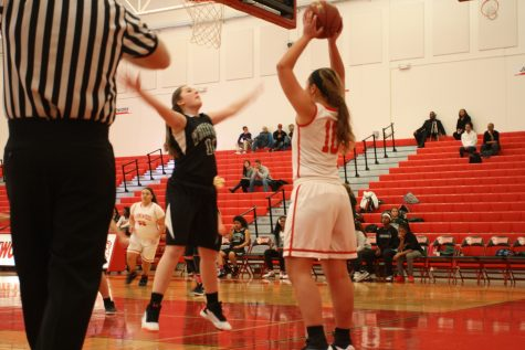 Photo gallery: girls' JV basketball vs. Whitfield Academy