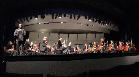 Orchestra winter concert Dec. 7