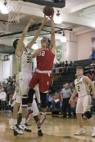 Photo gallery: varsity boys' basketball vs. Lindbergh