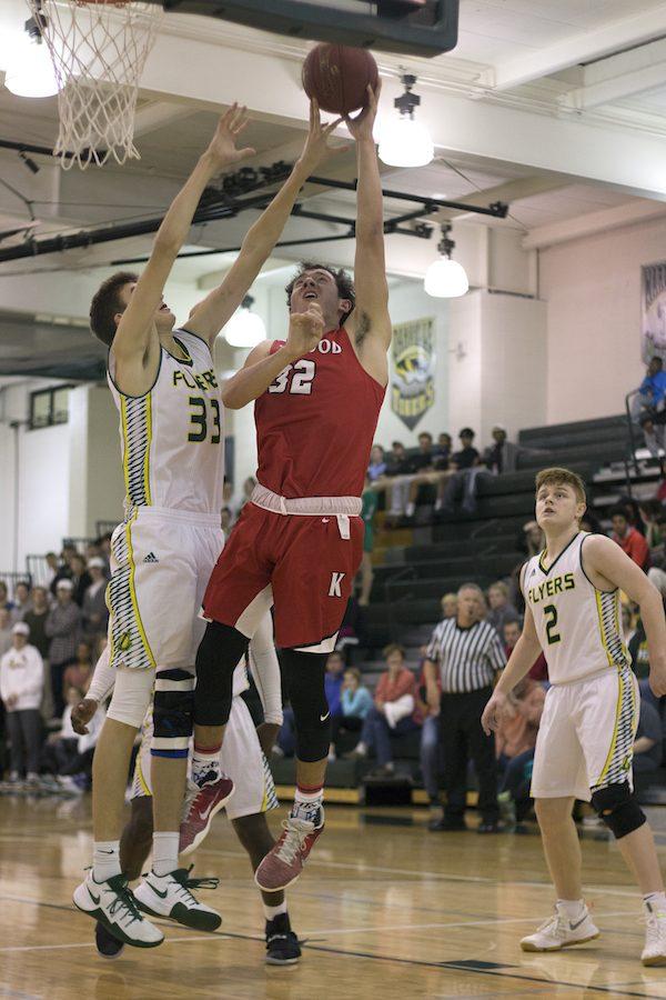 Photo gallery: varsity boys' basketball vs. Lindbergh