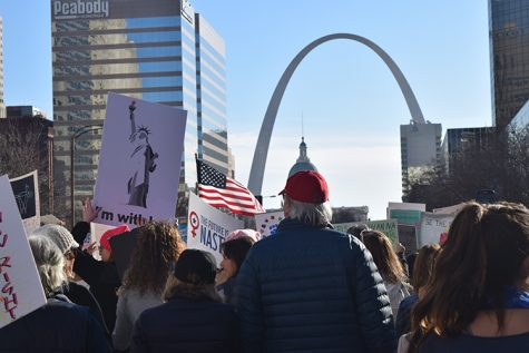 Photo gallery: Women's March on St. Louis