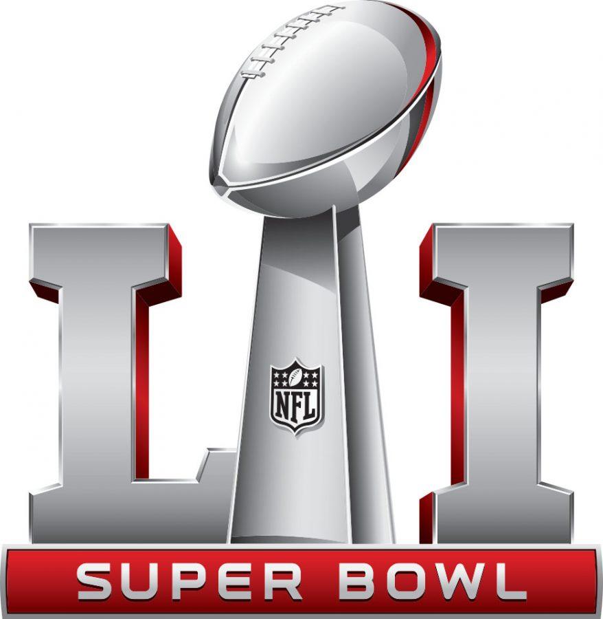 Super Bowl 51 logo. NFL 2017