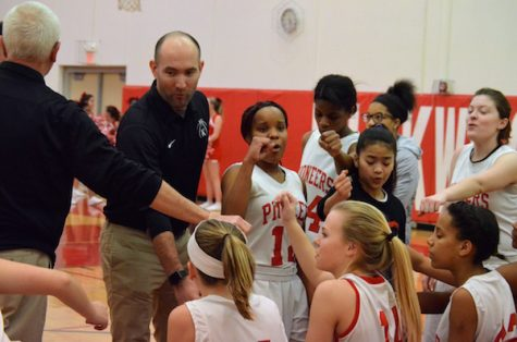 Photo gallery: freshmen girls' basketball vs. Lindbergh