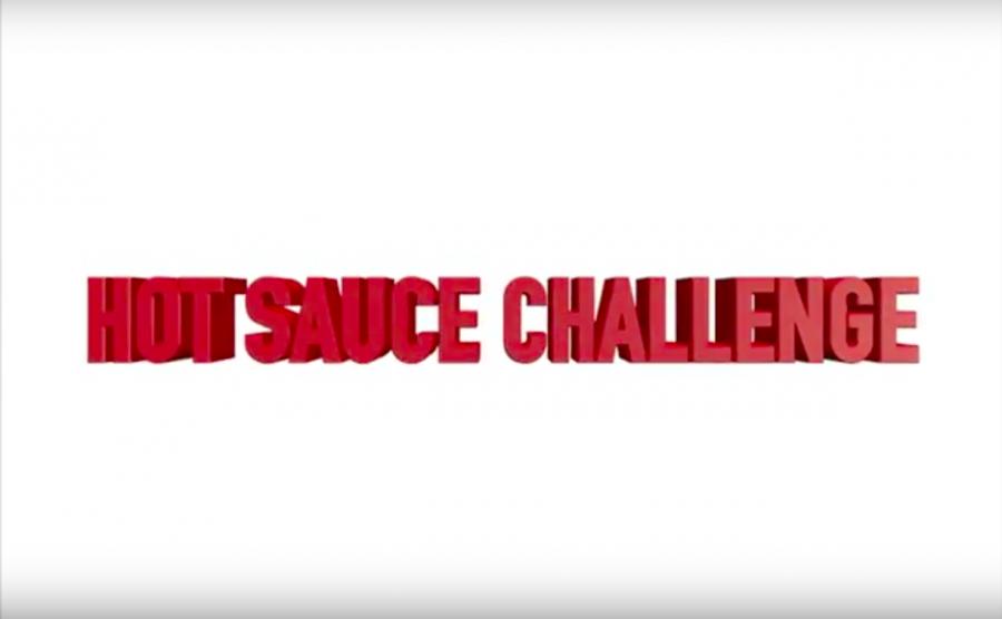 TKC hot sauce challenge