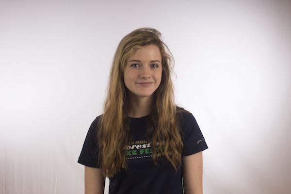 Senior Profile: Claire Bradfield