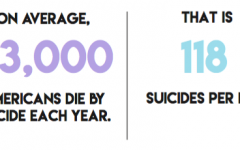 Striking suicide statistics