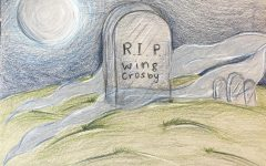 Wing Crosby's eulogy