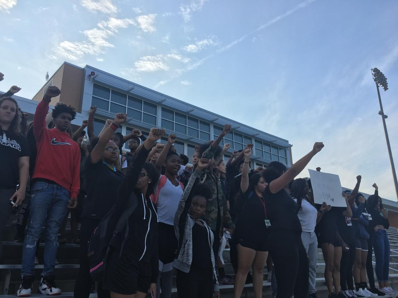 VoK: KHS student-led walkout