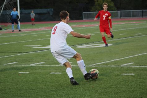 Photo gallery: Boys varsity soccer senior night