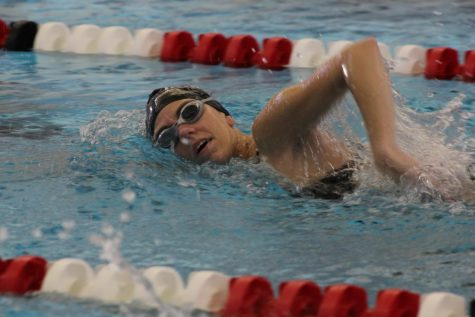 Photo gallery: girls' swim practice