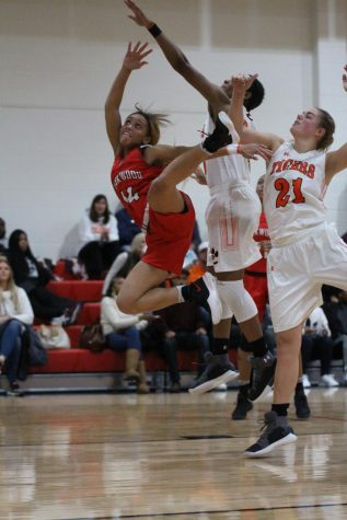 Photo gallery: Varsity girls basketball vs Edwardsville