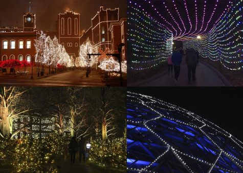 St. Louis holiday lights review