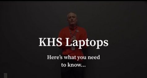 Kirkwood High School  receives MacBook Airs