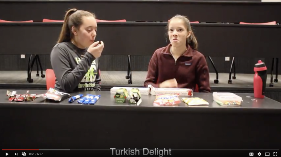 TKC tries foreign candy