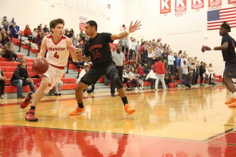 Photo gallery: varsity boys' basketball vs. Ritenour