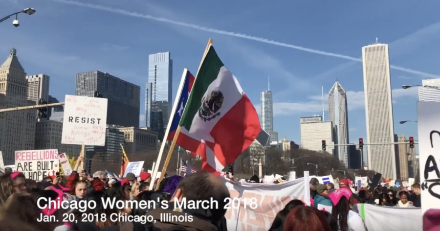 VoK: Women's March to the Polls Chicago