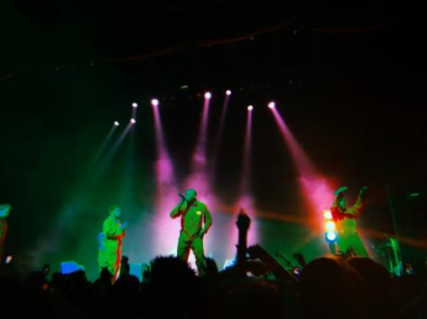 Concert review: BROCKHAMPTON