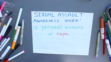 KHS Coalition PSA: A personal account of rape