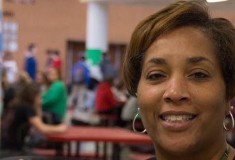 Smashing the glass ceiling: Romona Miller