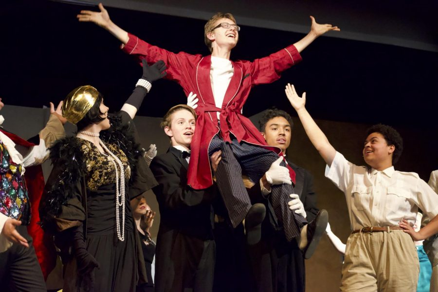 Spring play preview