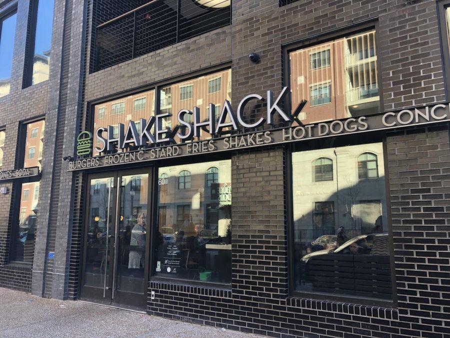 Back at the Shack
