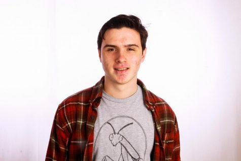 Senior Profiles: Simon Welge
