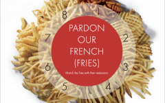 Pardon our french (fries)