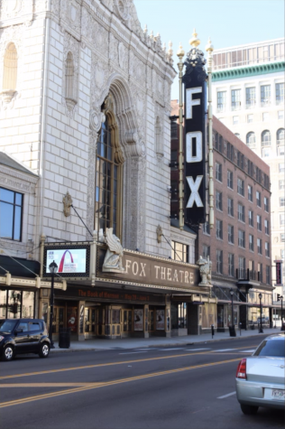 The Fabulous Fox Theater 2018-19 season