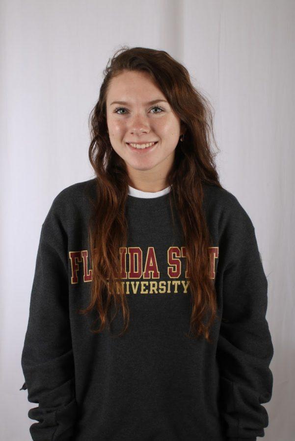 Senior Profiles: Zoe Risch