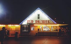Dairy protest at Ted Drewes Frozen Custard