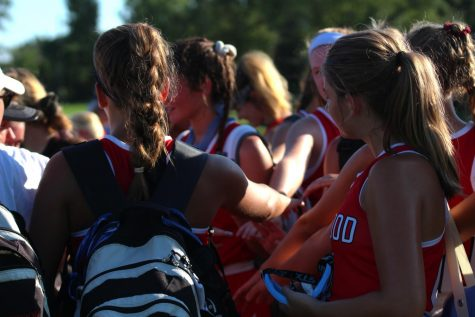 Photo gallery: varsity girls' field hockey vs St. Joseph's Academy