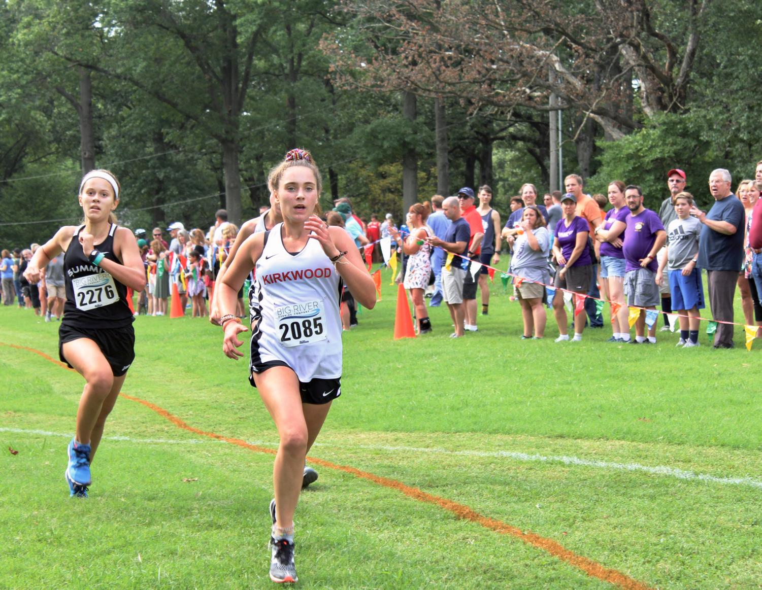 Cora+Hoeing%2C+freshman%2C+races+an+opponent+to+the+finish.