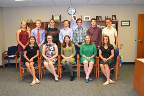 10 KHS students named National Merit Semifinalist