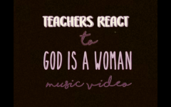 "Teachers React to Ariana Grande's ""God is a Woman"" Music Video"