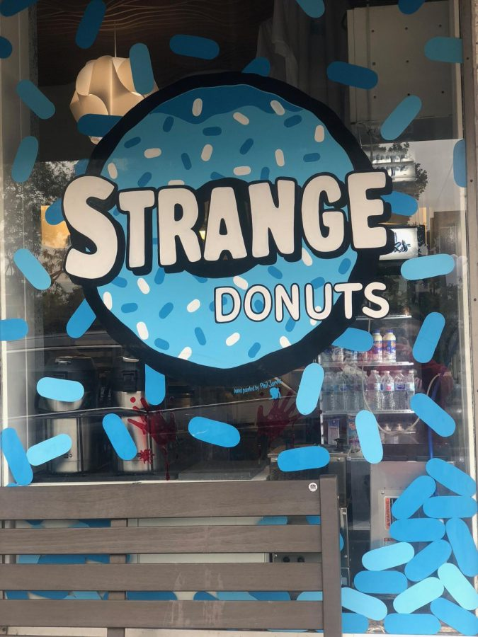 What Strange Donuts donut are you?