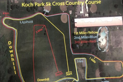 Top 5 cross country courses