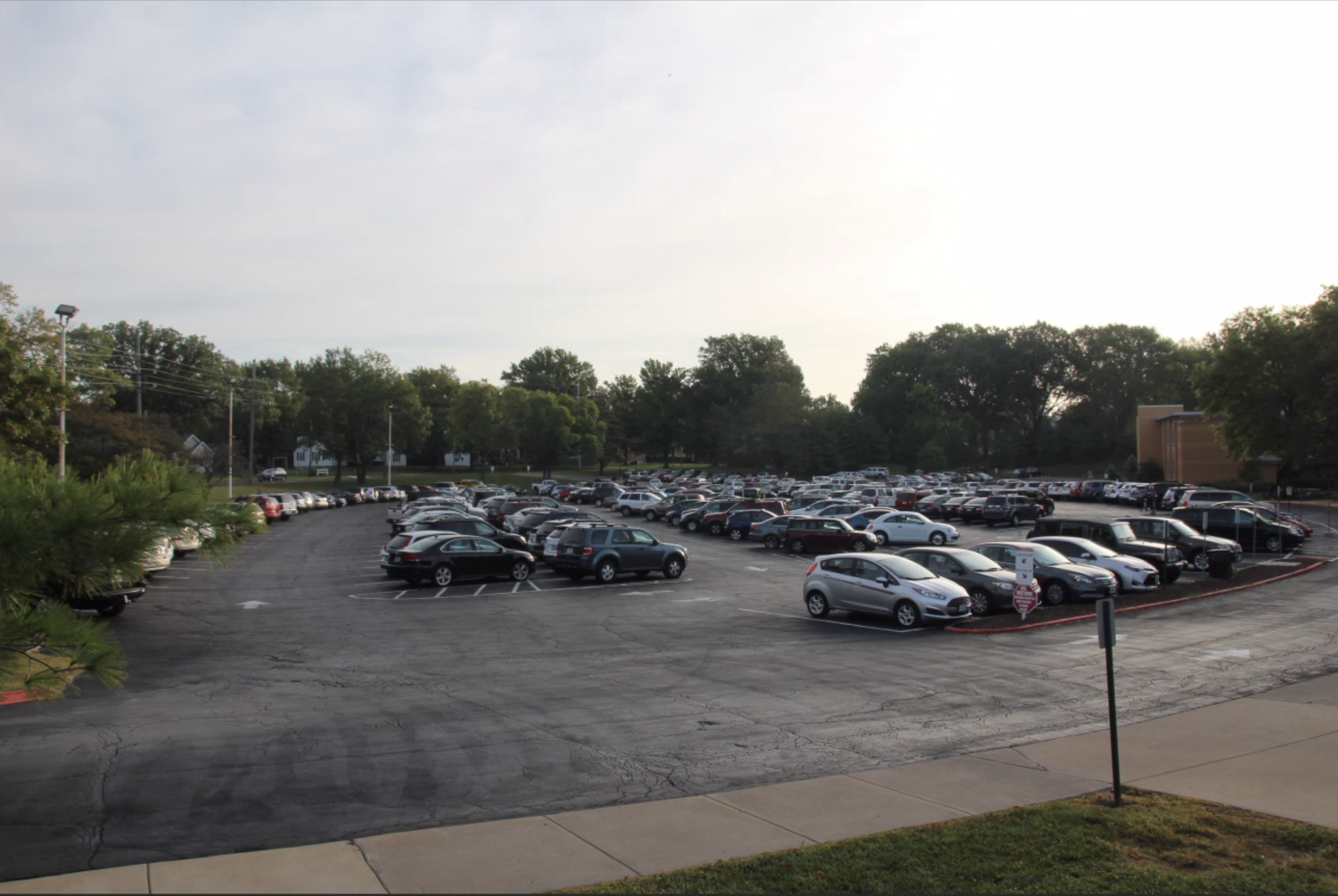 Issues: The problems with parking lots