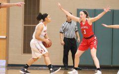Photo gallery: girls' varsity basketball game vs. Dexter High School 11/24