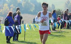 Christian Baker is cross country state champion