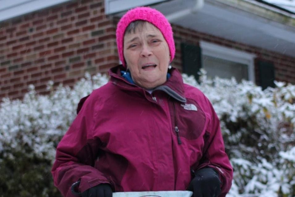 MariJo Arthur, is fighting cancer for the second time at age 71.
