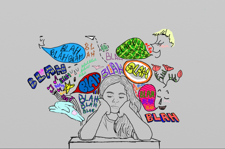Trying to study with ADHD – The Kirkwood Call