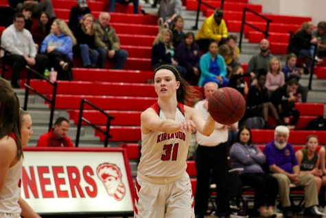 Photo gallery: varsity girls' basketball vs. Eureka